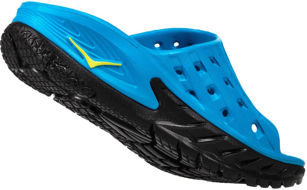 Hoka One One - Ora Recovery Slide - Sandalen Gr 14 weiß 5XK9H20DU